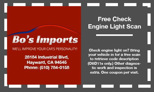 Free-Check-Engine-Light-Scan